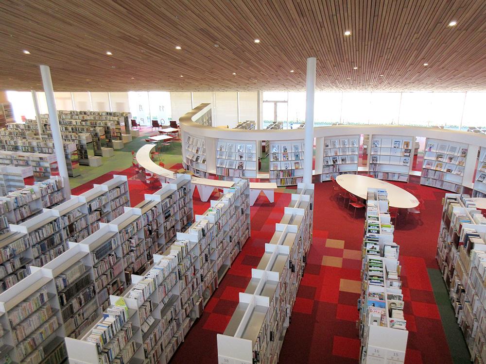 となみセントラルライオンズクラブ 砺波市立図書館